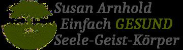 Susan Arnhold | Bioenergetiker Extrasens (Biosens)